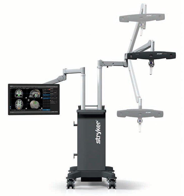 Navegador Cirúrgico NAV3i Stryker